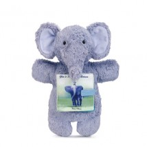 YOURE HERE FOR A REASON ELEPHANT PUPPET 1