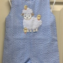 Blue Lamb Sunsuit