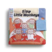FIVE LITTLE MONKEYS PUPPET 2