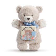 TEDDY BEAR TEDDY BEAR PUPPET