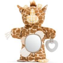 giraffe activity puppet