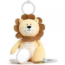 lion activity teether