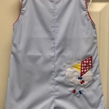 Boy's Kite Sunsuit