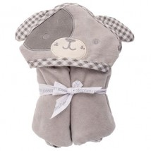 Puppy Hooded Towel 1