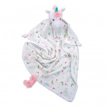 Emilie Unicorn Blanket Lovie