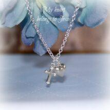 My Heart...Jesus Necklace