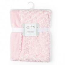 Pink Rosebud Blanket