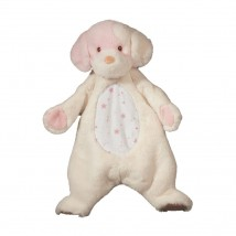Rosy Cream Puppy Lovie