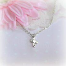 Sweetheart Cross Necklace