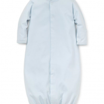 Light Blue Conv. Gown